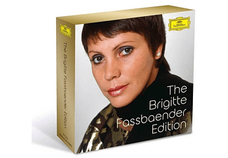 Brigitte Fassbaender - The Brigitte Fassbaender Edition - (CD)