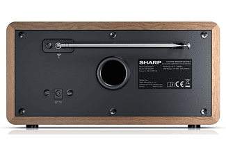 SHARP DR-450, Digitalradio