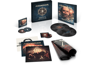 Schandmaul - Artus (Ltd. Fanbox) - (LP + Bonus-CD)