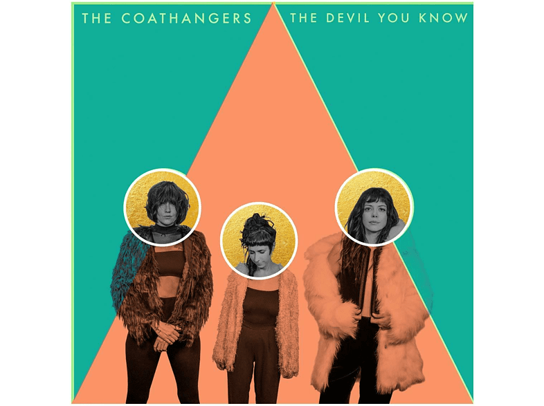 The Coathangers - The Devil You Know [CD]