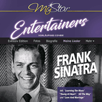 Frank Sinatra - My Star (Entertainers) [CD]