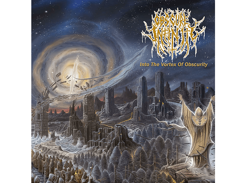 Obscure Infinity - Into The Vortex Of Obscurity (Lim.Black Vinyl) [Vinyl]
