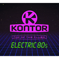 VARIOUS - Kontor Top Of The Clubs-Electric 80s [CD]