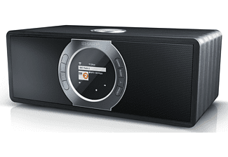 SHARP DR-I470, Stereo Internetradio, Schwarz
