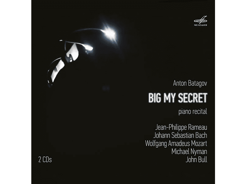 Anton Batagov - Big My Secret [CD]