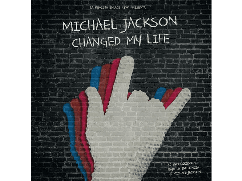 VARIOUS - Michael Jackson Changed My Life [Vinyl]