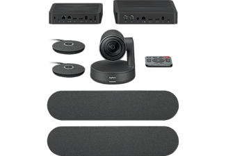 LOGITECH Rally Plus Système ConferenceCam Ultra HD 4K (960-001224)