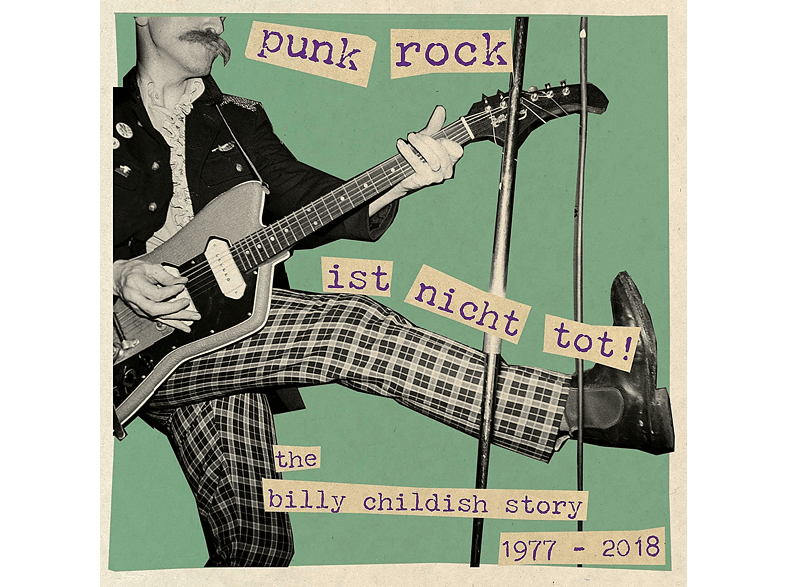 Billy Childish - Punk Rock Ist Nicht Tot [Vinyl]