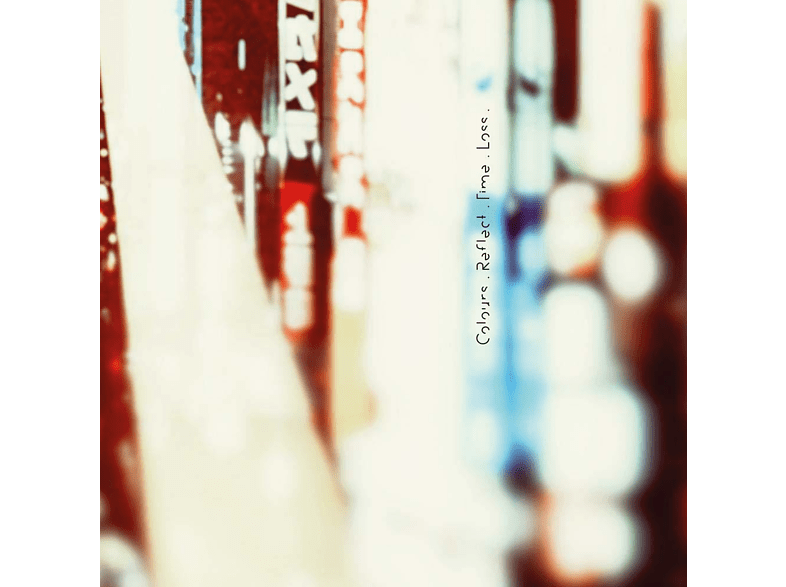 Maps - Colours.Reflect.Time.Loss. [CD]