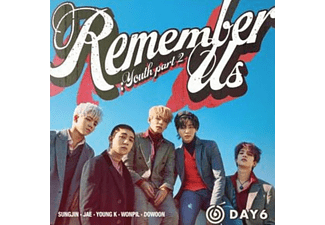 Day6 - Remember Us: Youth Part 2 (CD + könyv)