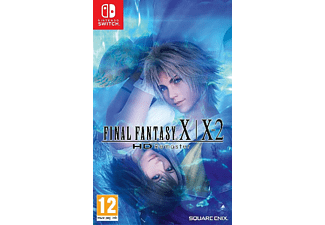 Nintendo Switch Final Fantasy X-X-2 HD Remaster