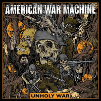 American War Machine - Unholy War (Lim Gray Vinyl) [Vinyl]