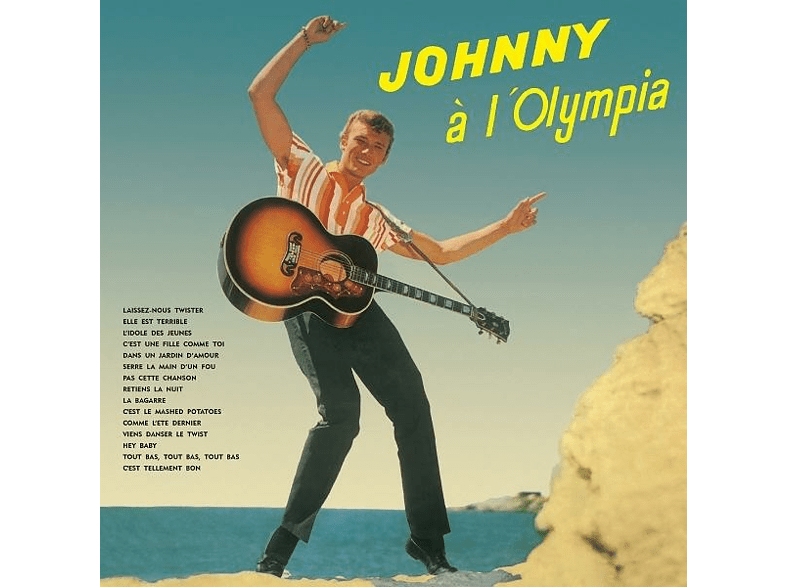 Johnny Hallyday - Johnny A L'Olympia [Vinyl]