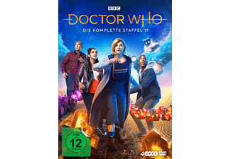 Doctor Who - Staffel 11 - (DVD)