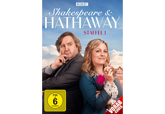 Shakespeare & Hathaway: Private Investigators - Staffel 1 - (DVD)