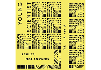 Young Scientist - Results,Not Answers - (CD)