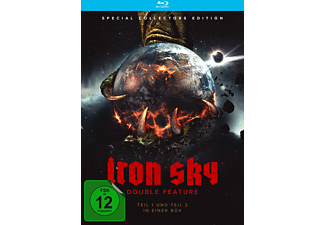 Iron Sky - Double Feature - Teil 1 und 2 - (Blu-ray)