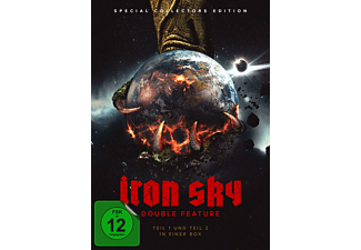 Iron Sky - Double Feature - Teil 1 und 2 - (DVD)