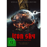 Iron Sky - Double Feature - Teil 1 und 2 [DVD]