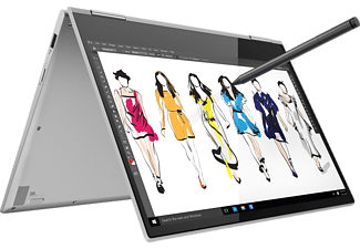 "LENOVO-YOGA 730-13IWL - Notebook (13.3 "", 256 GB, Platinum)"