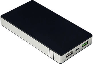 CELLY Powerbank Turbo Charge 6000mAh Universal, schwarz