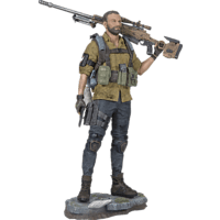 UBISOFT TOM CLANCY'S – THE DIVISION 2: BRIAN JOHNSON FIGUR Actionfigur, Mehrfarbig