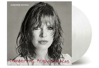 Marianne Faithfull - DANGEROUS ACQUAINTANCES (LTD WEISSES VINYL) - (Vinyl)