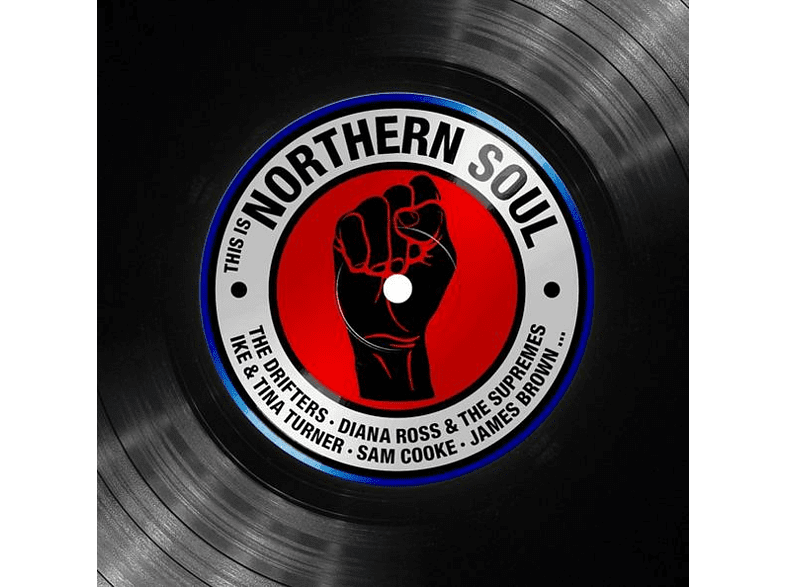 VARIOUS - NORTHERN SOUL [CD]