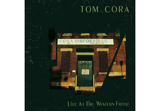 Tom Cora - Live At The Western Front - (CD)