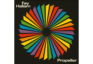 Fay Hallam - Propeller - (CD)