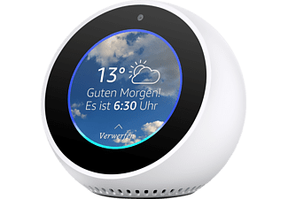 AMAZON Echo Spot, Smart Speaker mit Sprachsteuerung, Amazon Alexa