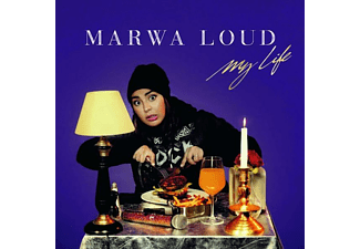 Marwa Loud - My Life CD