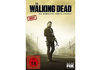 The Walking Dead: Staffel 5 Drama DVD
