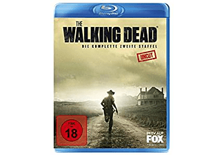 The Walking Dead: Staffel 2 Action Blu-ray