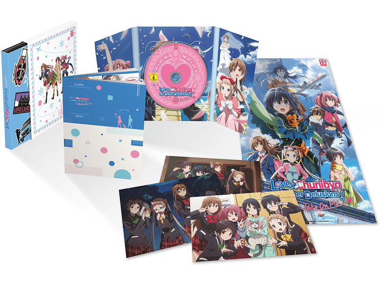 Love, Chunibyo & Other Delusion! – Take On Me (Limited Edition) [DVD]