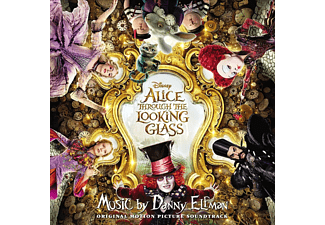 Alice Through The Looking Glass OST CD