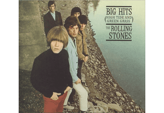 The Rolling Stones - The Big Hits (High Tide & Green Grass) LP