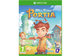 My Time At Portia FR/UK Xbox One