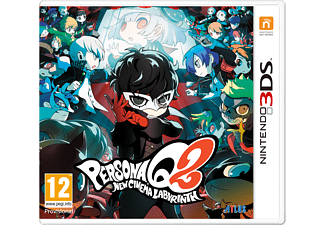 Persona Q2 - New Cinema Labyrinth FR/NL 3DS