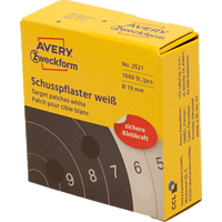 AVERY ZWECKFORM 3521