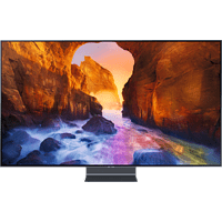 SAMSUNG GQ75Q90RGTXZG QLED TV (Flat, 75 Zoll, UHD 4K, SMART TV)
