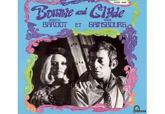 Serge Gainsbourg - Bonnie And Clyde LP