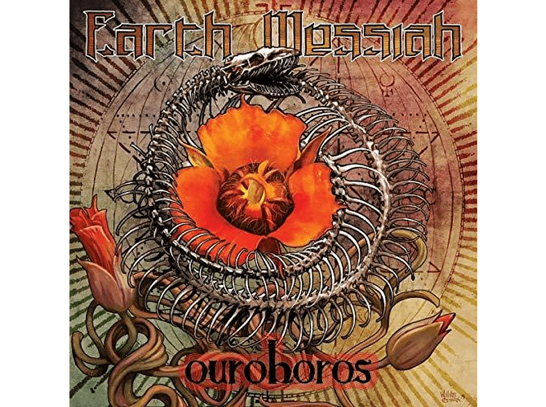 Earth Messiah - Ouroboros [CD]