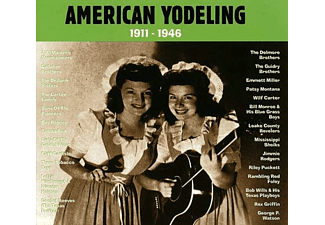 VARIOUS - TRIKONT AMERICAN YODELING 1911-1946 (+DLC) - (LP + Download)