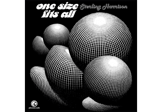Sterling Harrison - ONE SIZE FITS ALL - (Vinyl)