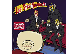 Los Straitjackets - Channel Surfing - (Vinyl)