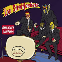 Los Straitjackets - Channel Surfing [LP + Download]