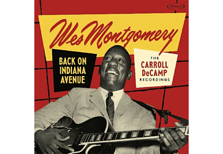 Wes Montgomery - Back On India Avenue - (CD)