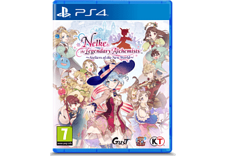 Nelke & The Legendary Alchemists - Ateliers of the New World UK PS4