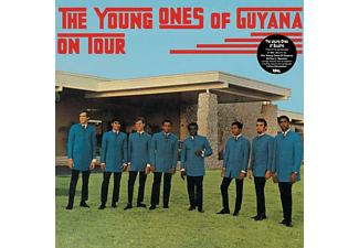 Young Ones From Guyana - REUNION & ON TOUR - (Vinyl)